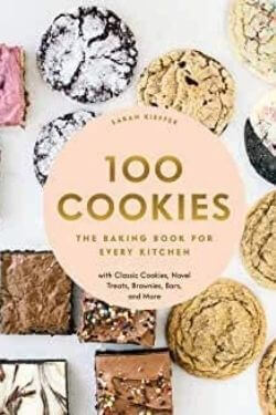 book cover 100 Cookies by Sarah Kieffer