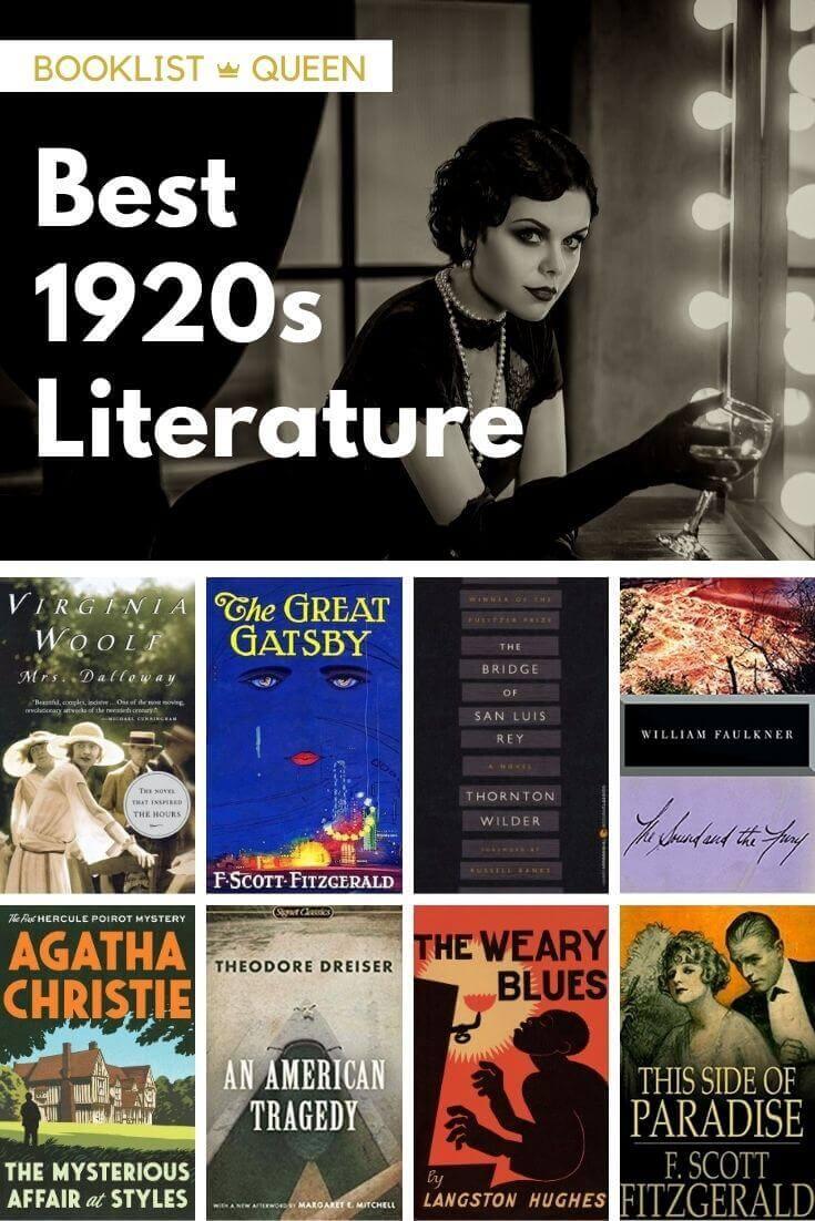 Best 1920s Literature