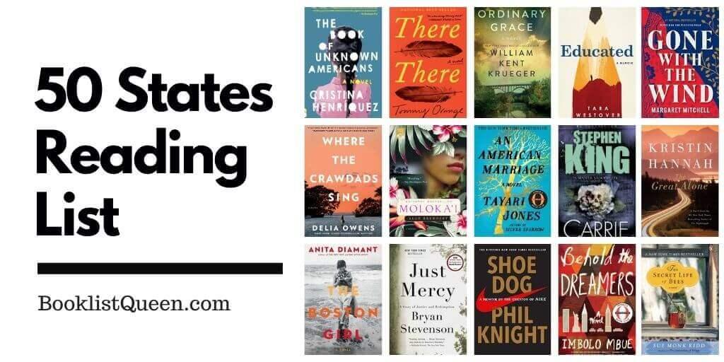 50 States Reading List