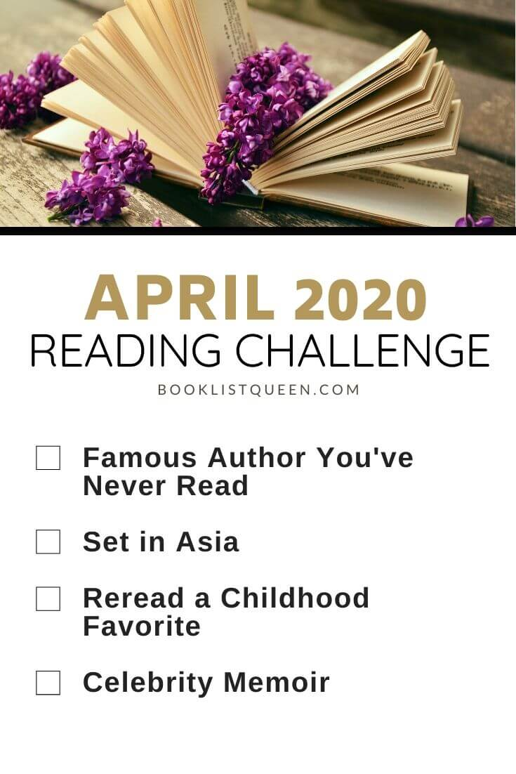 April 2020 Reading Challenge