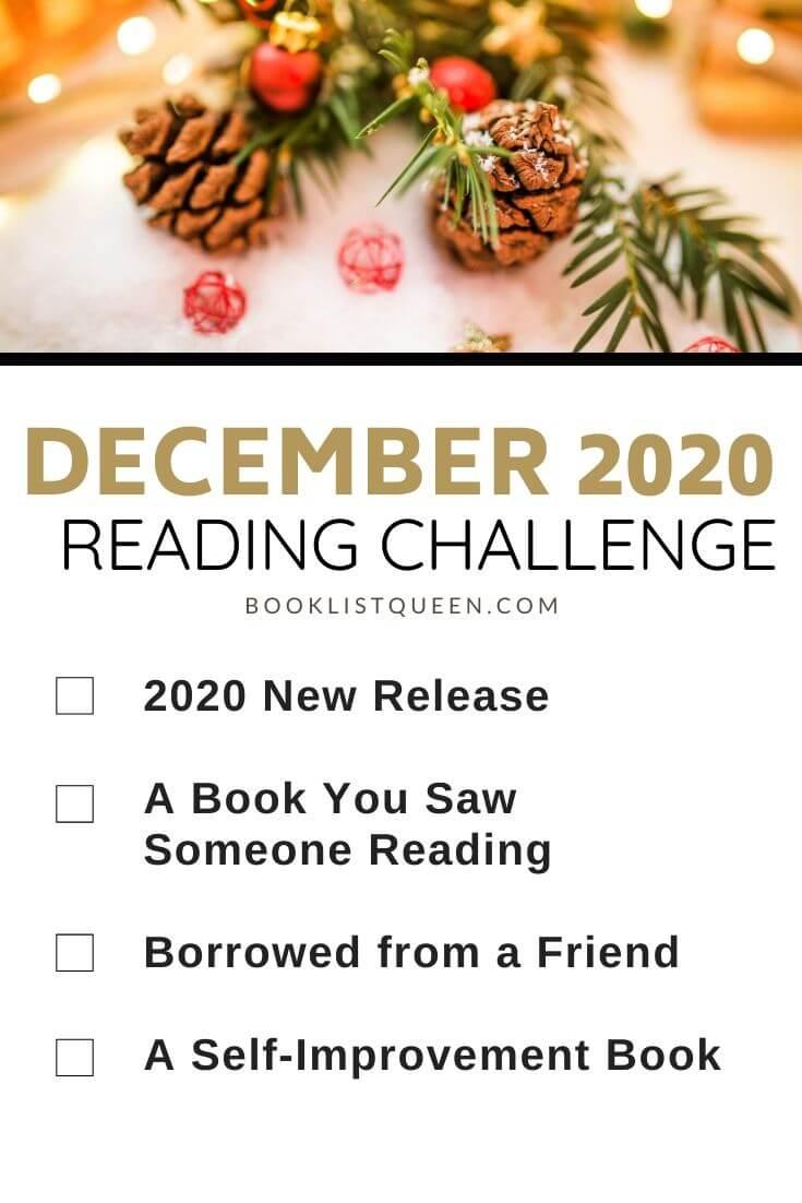 December 2020 Reading Challenge