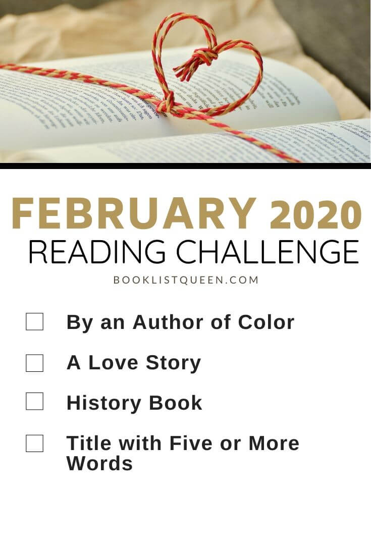February 2020 Reading Challenge