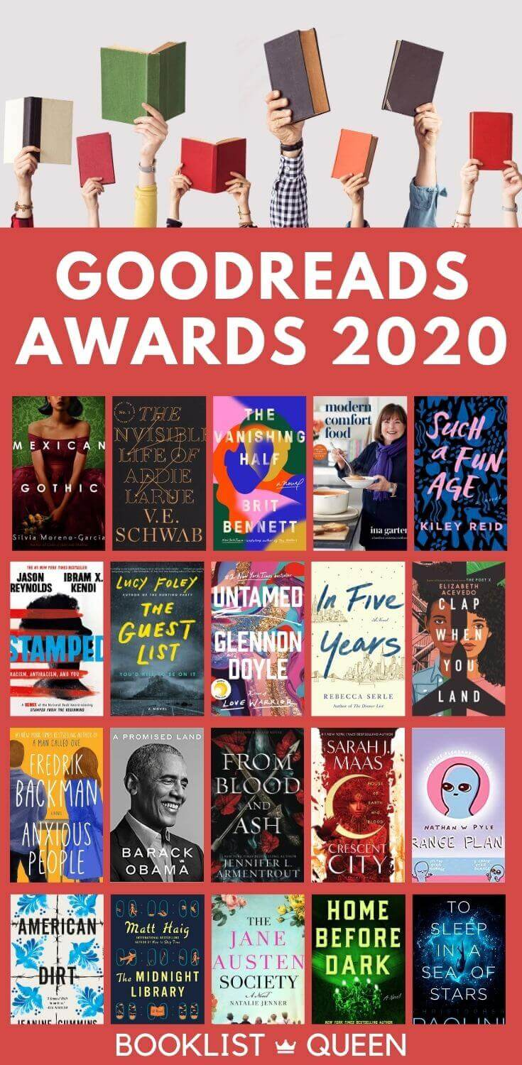 Goodreads Awards 2020