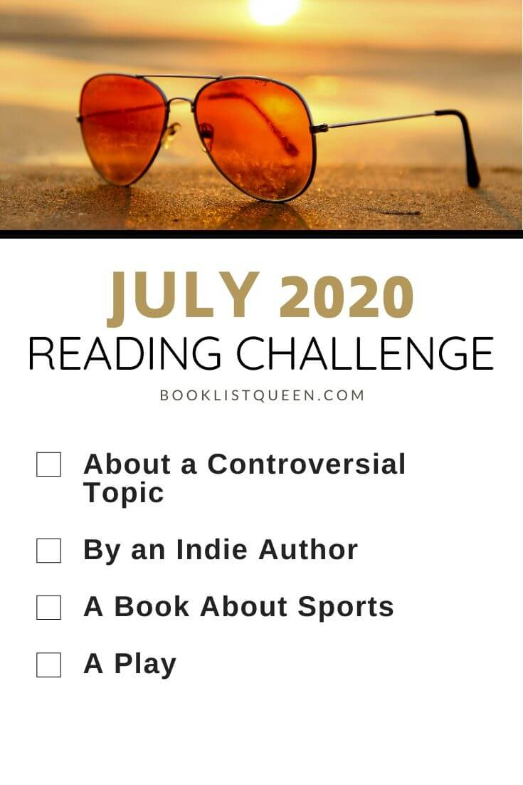 July 2020 Reading Challenge