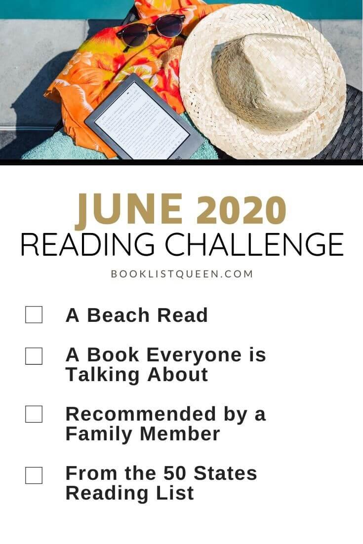 June 2020 Reading Challenge