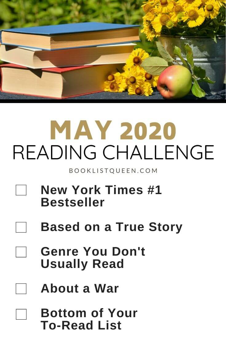 May 2020 Reading Challenge