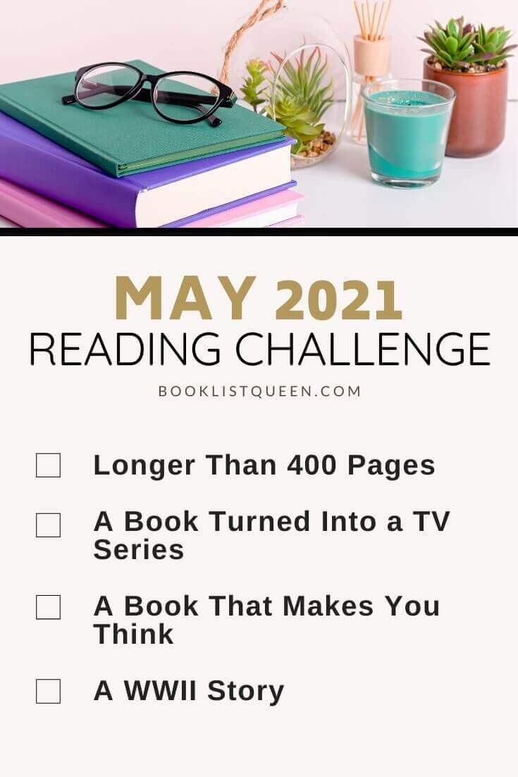 May Reading Challenge 2021