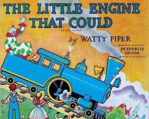 book cover The Little Engine That Could by Watty Piper