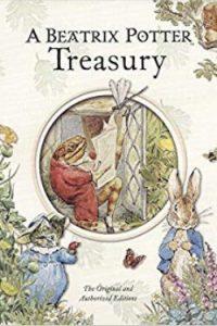 book cover A Beatrix Potter Treasury
