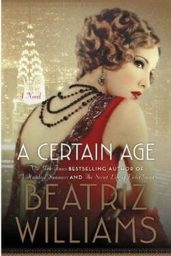 book cover A Certain Age by Beatriz Williams