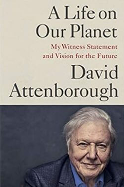 book cover A Life on Our Planet by David Attenborough