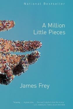 book cover A Million Little Pieces by James Frey