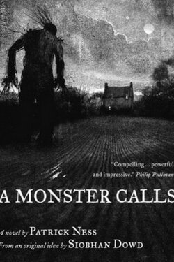 book cover A Monster Calls by Patrick Ness