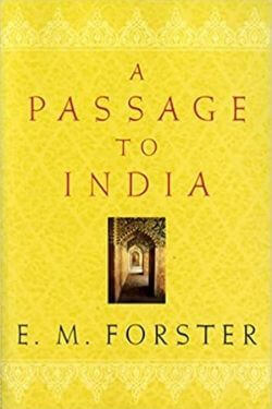 book cover A Passage to India by E. M. Forster