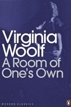 book cover A Room of One's Own by Virginia Woolf