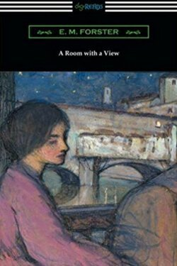 book cover A Room with a View by E. M. Forster