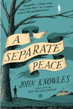 book cover A Separate Peace by John Knowles