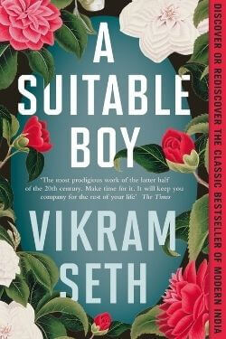 book cover A Suitable Boy by Vikram Seth