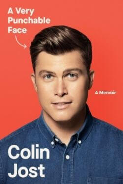 book cover A Very Punchable Face by Colin Jost