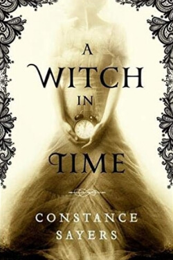 book cover A Witch in Time by Constance Sayers
