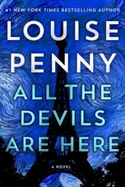 book cover All the Devils Are Here by Louise Penny