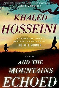 book cover And the Mountains Echoed by Khaled Hosseini