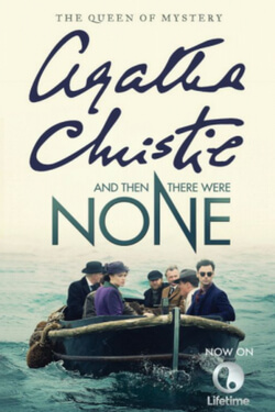 book cover And Then There Were None by Agatha Christie