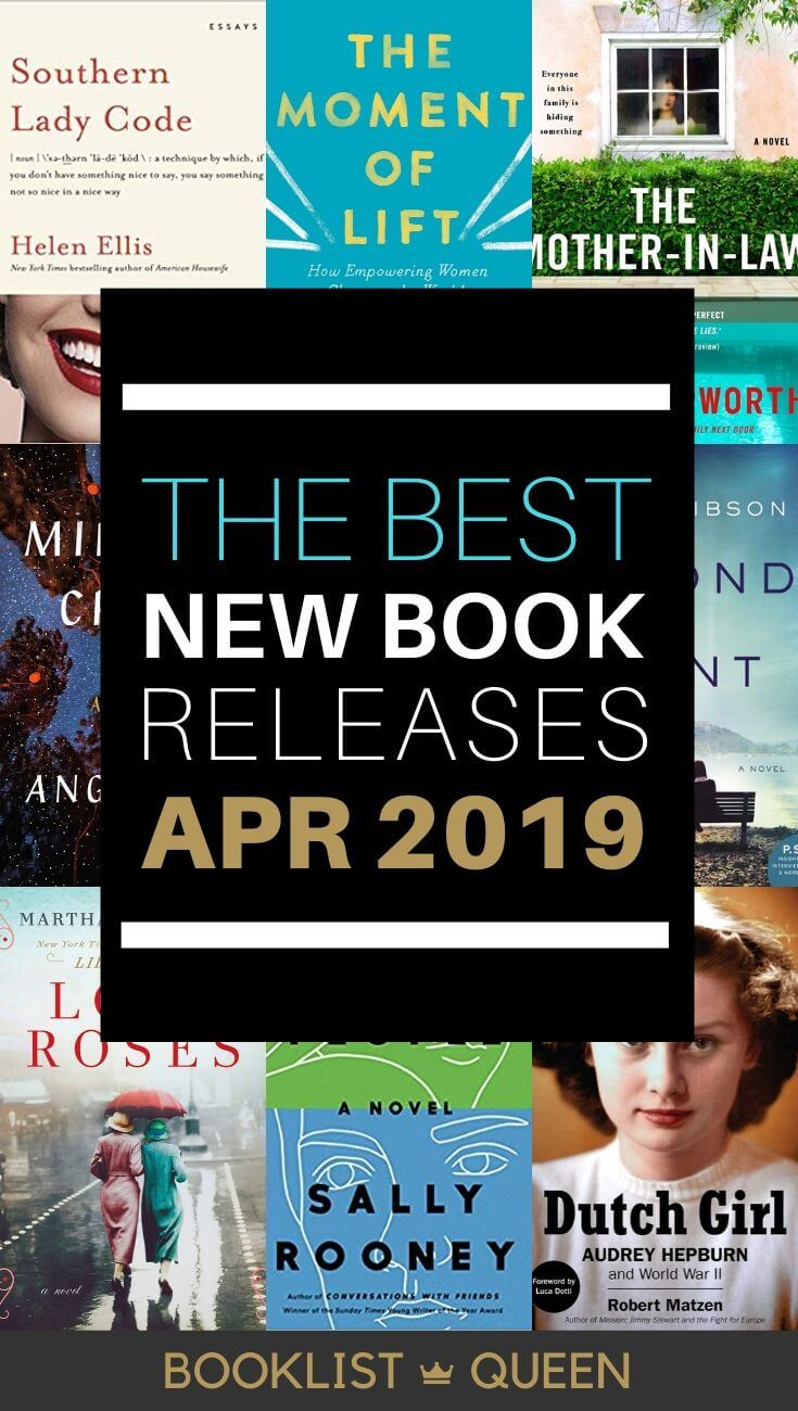 April 2019 Book Releases