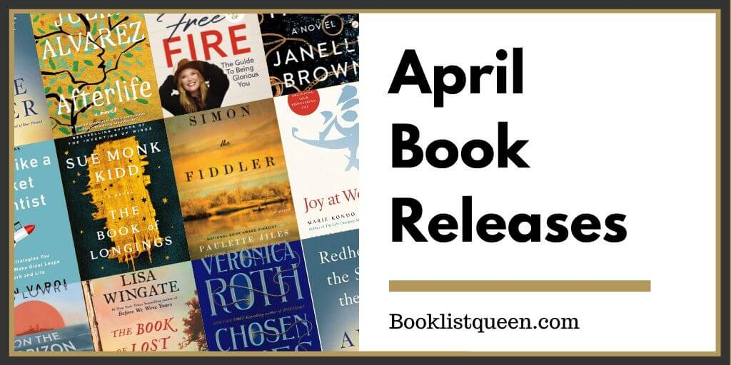 April 2020 Book Releases