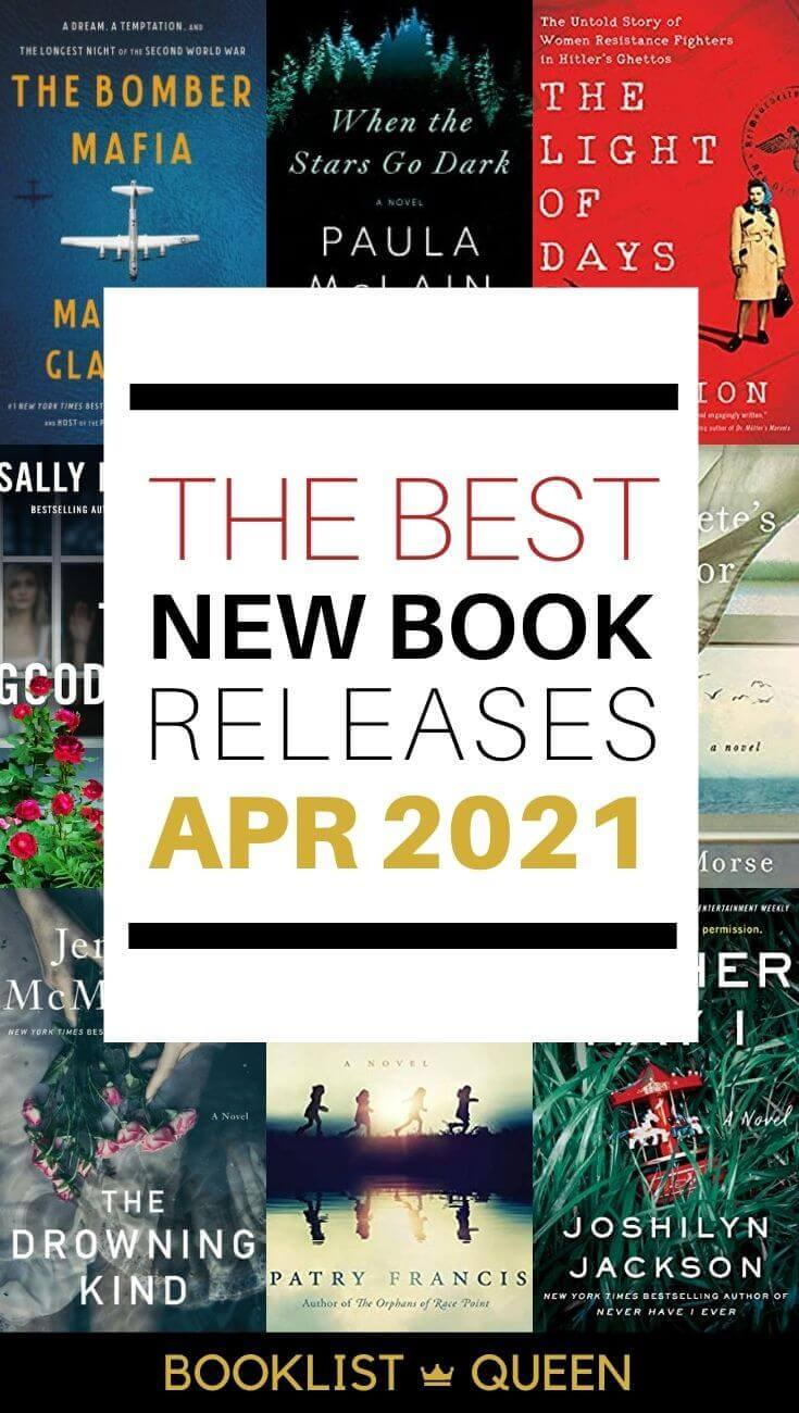 April 2021 Book Releases