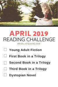 April 2019 Reading Challenge