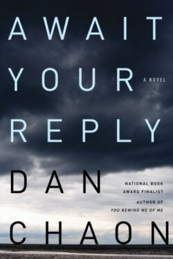 book cover Await Your Reply by Dan Chaon