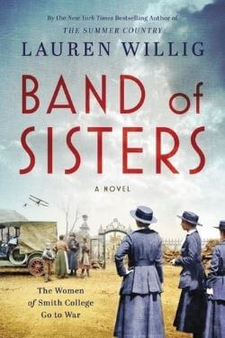 book cover Band of Sisters by Lauren Willig