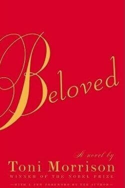 book cover Beloved by Toni Morrison