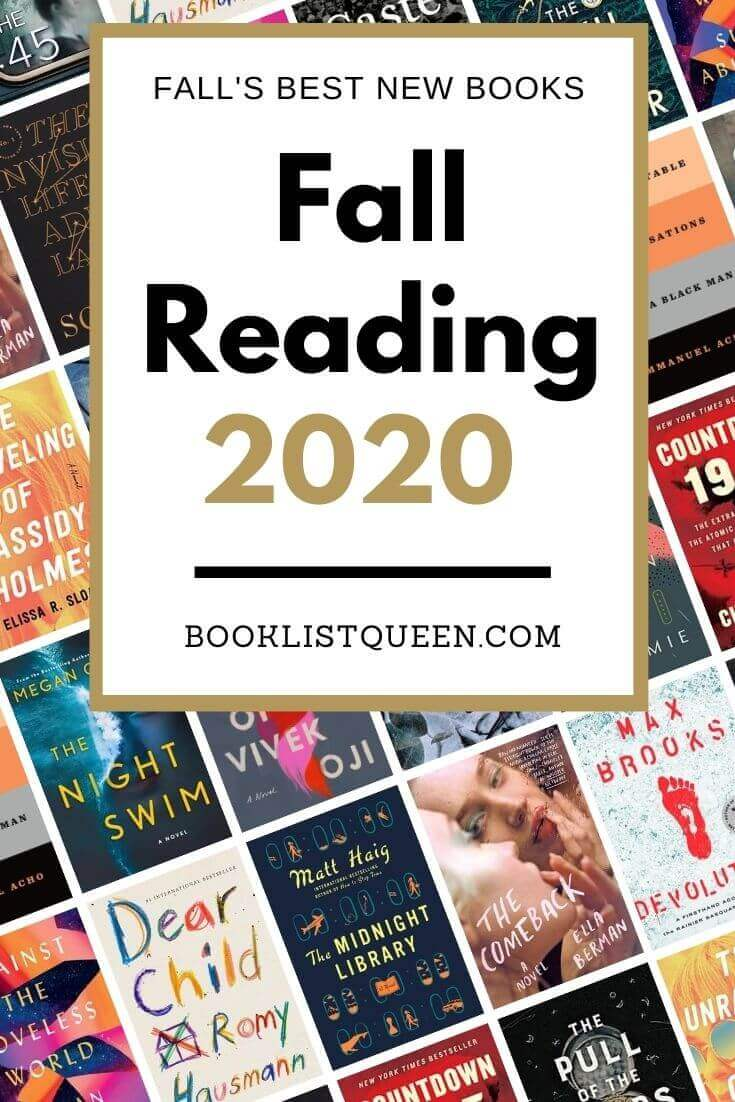 Fall Reading - Best Books Fall 2020