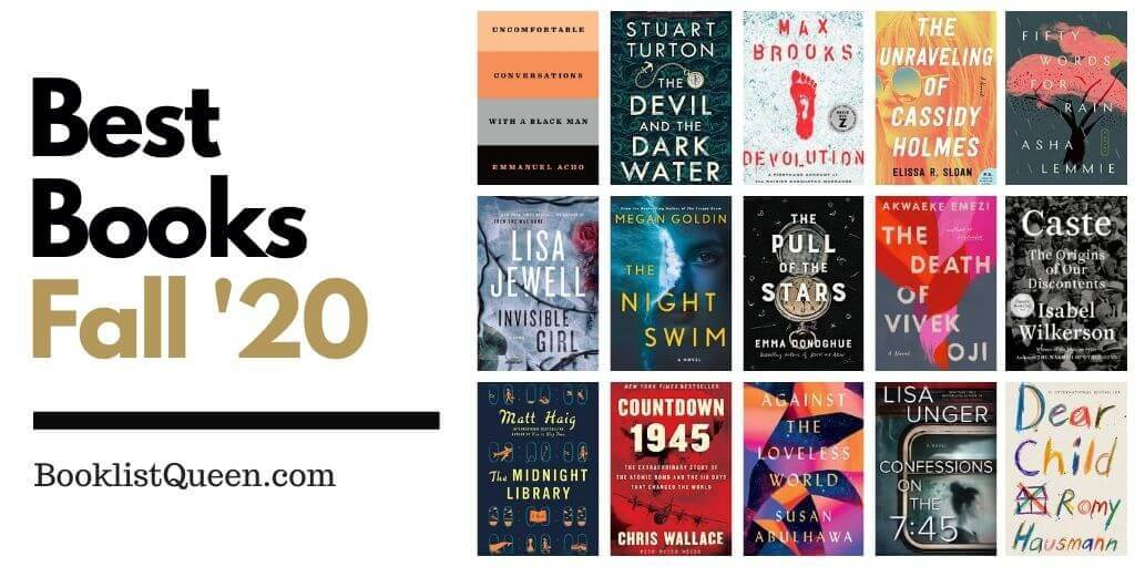 Best Books Fall 2020