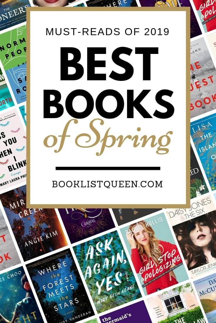 Best Books Spring 2019
