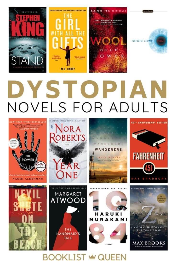 Best Dystopian Novels for Adults