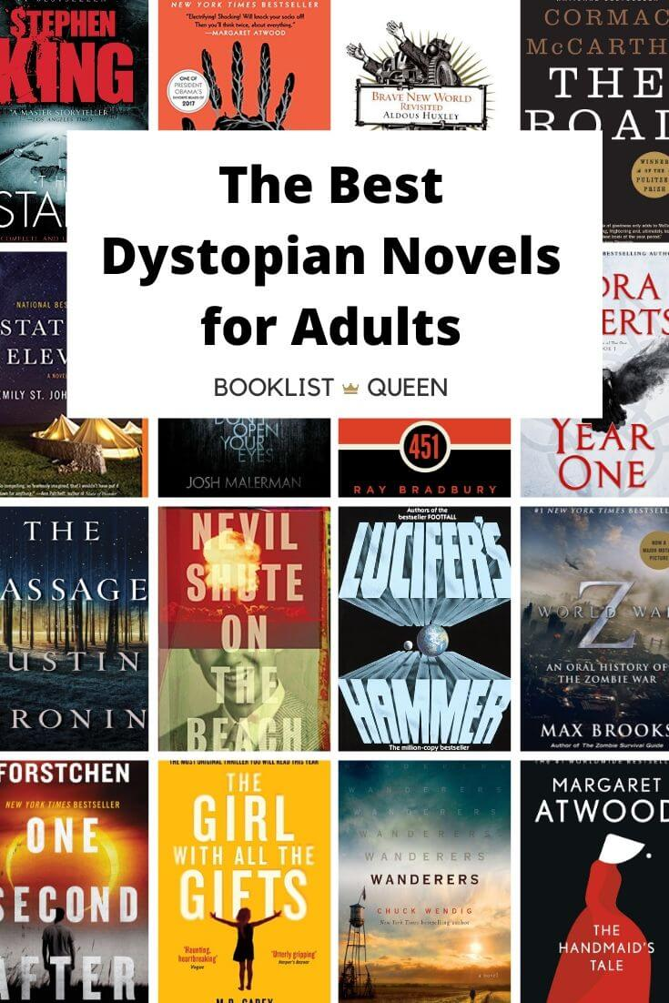 The Best Dystopian Novels for Adults