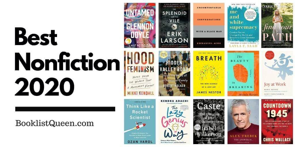 Best Nonfiction Books 2020