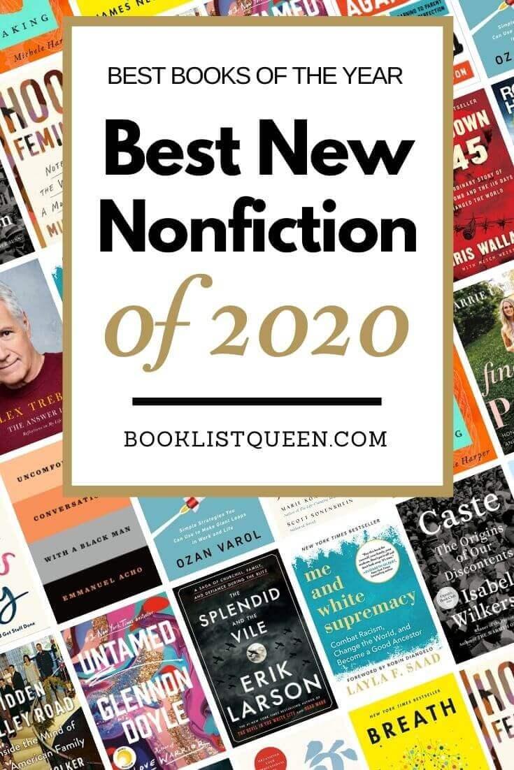 Best Nonfiction Books 2020