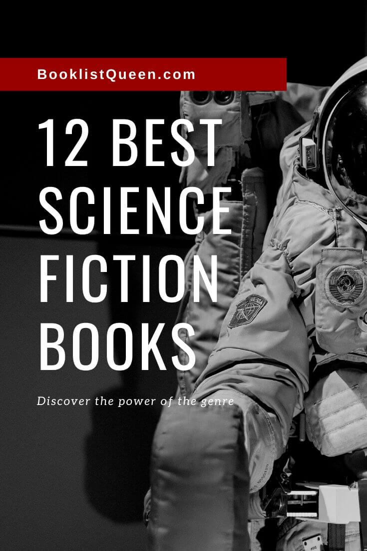 12 Best Science Fiction Books
