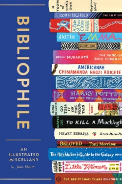 book cover Bibliophile by Jane Mount