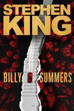 book cover Billy Summers by Stephen King