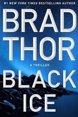 book cover Black Ice by Brad Thor