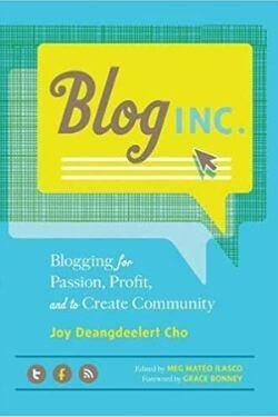 book cover Blog, Inc. by Joy Deangdeelert Cho