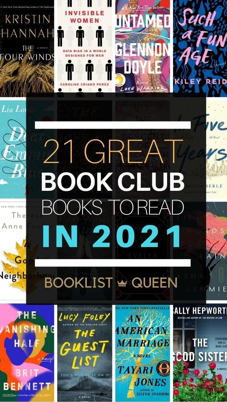 Book Club Books 2021