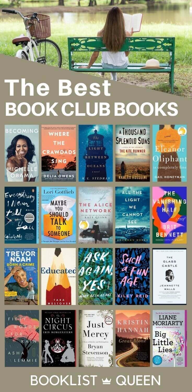 The Best Book Club Books