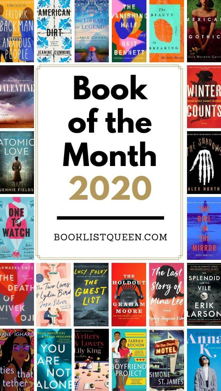 Book of the Month 2020