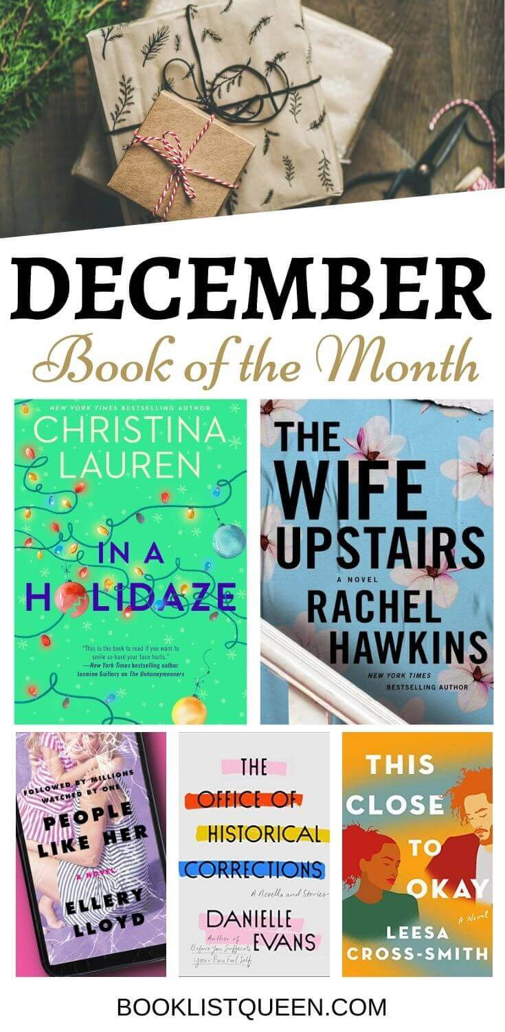 Book of the Month December 2020 Selections